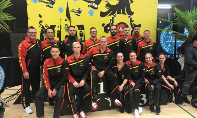 Worldseries-Turnier Flanders Cup 2019 in Belgien